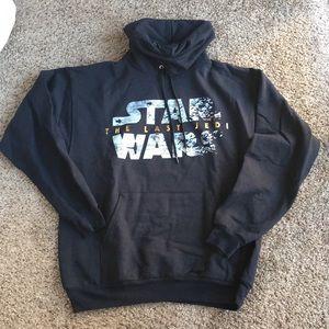 Disney Star Wars Last Jedi Hoodie